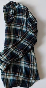Lucky Brand size S Flannel